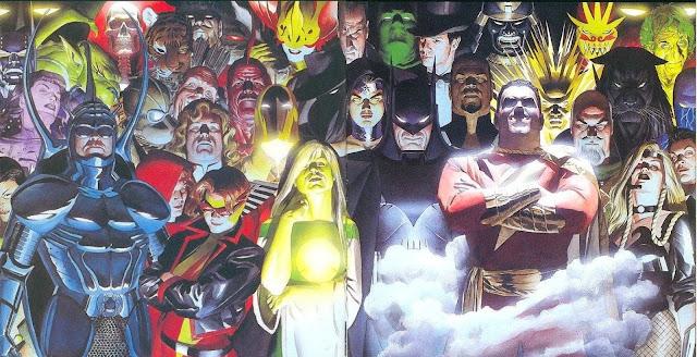 Komik DC yang Berlatar di Masa Depan