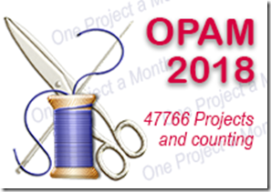 OPAM - getting them done one at a time