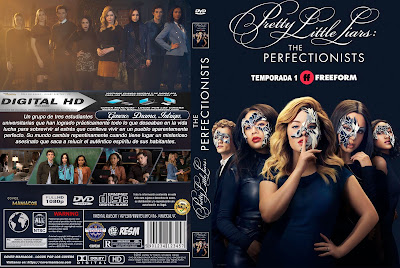 CARATULA [Serie TV] Pretty Little Liars: The Perfectionists - 2019 - Temporada 1