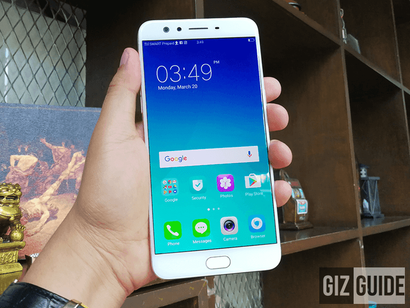OPPO F3 Plus w/ 6GB RAM announced in India