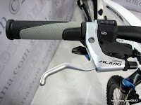 B 26 Inch Forward Fousto 2.0 27 Speed Shimano Alivio HardTail Mountain Bike