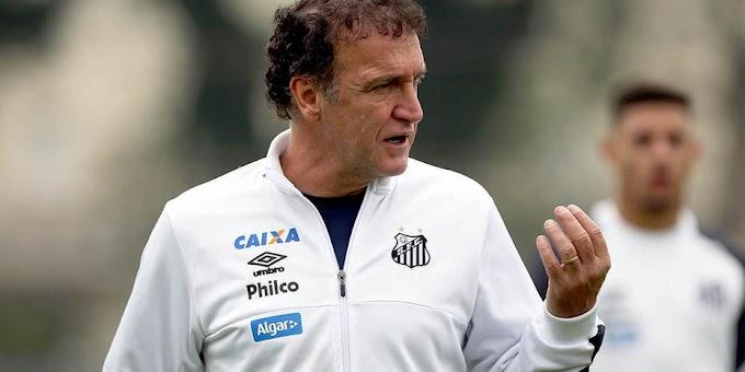 Cuca é o novo treinador do São Paulo