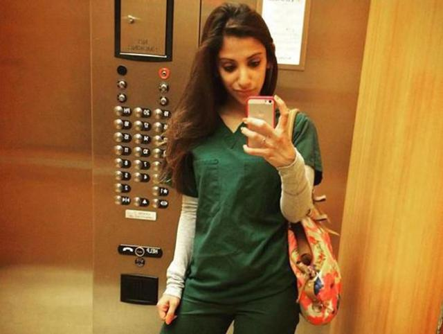Dr Anjali Ramkissoon, a resident doctor at a Miami hospital, who went viral after heckling an Uber driver in Miami, has been fired.  Her employer Jackson Health System issued a short statement on Friday saying she had been terminated from her services.  A hospital spokesperson said Dr Anjali Ramkissoon was entitled to an appeal process, reports NY Daily News.