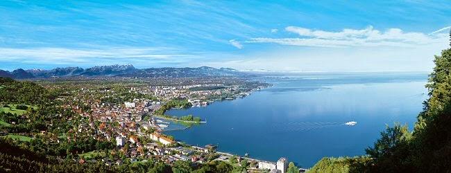 Lago Di Costanza Germania Cartina.Viaggi Intelligenti E Non Cari Giro In Bici Del Lago Di Costanza