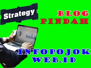 Blog InfoPojok Ganti Domain WEBID