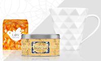 Logo Kusmi Tea - Halloween: vinci gratis un bellissimo Kit