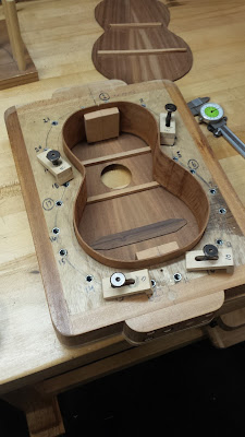 A Weidinger Crafted Jig To Make Ukuleles