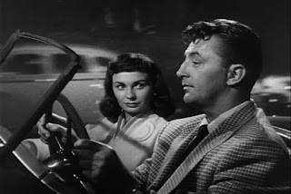 Jean Simmons, Robert Mitchum - Angel Face (1952)