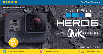 GoPro HERO5 Black Edition Action Camera Black
