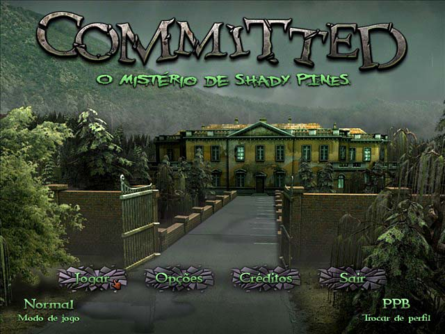 Committed - O Mistério de Shady Pines