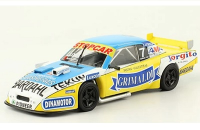 31- Dodge GTX (2003) de Ernesto Bessone