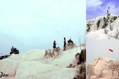 Wisata Tanah Putih Tamelang, Gurun Saharanya Karawang