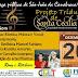 Projeto 'Tríduo de Santa Cecilia' acontece nesta quarta-feira (20)