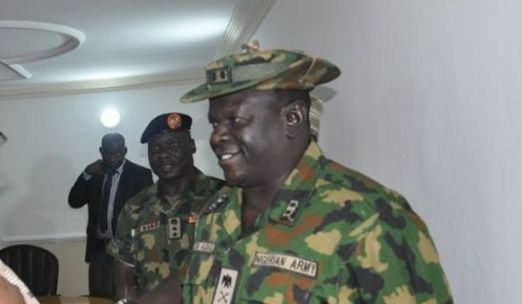 Two Army Generals Escape Death From Boko Haram