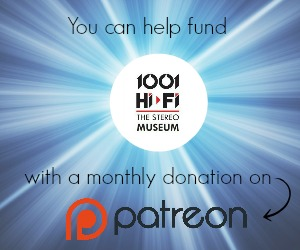 Support 1001 Hi-Fi on Patreon