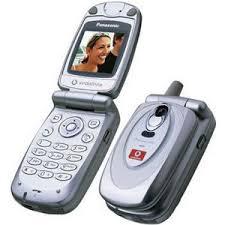 Spesifikasi Handphone Panasonic X66