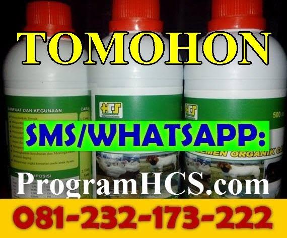 Jual SOC HCS Tomohon