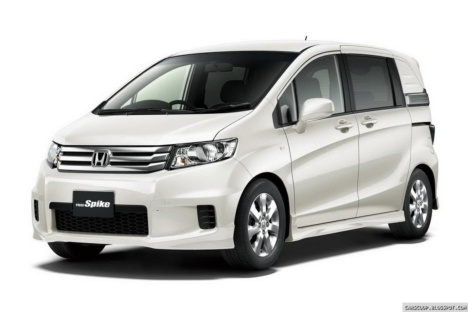 Harga Mobil Honda Freed Seken dan Baru 2015