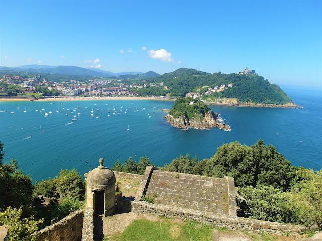 Bästa utsikt i San Sebastian