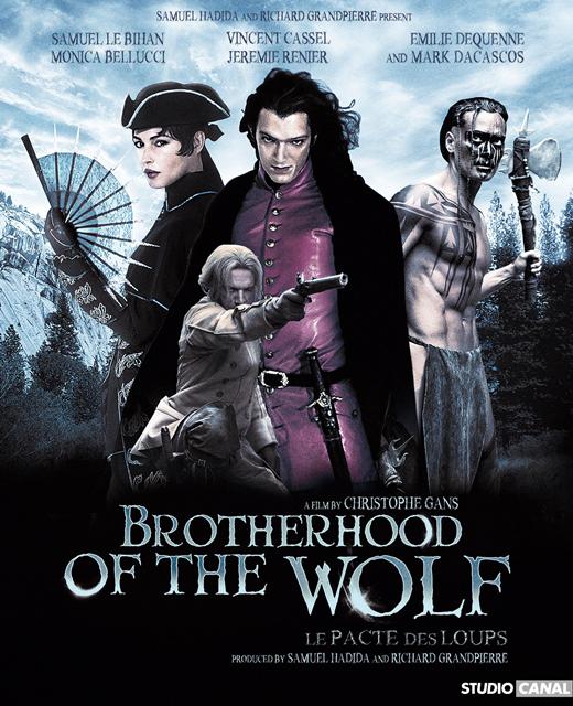 Brotherhood of the Wolf คู่อหังการ์ท้าบัลลังก์ [HD][พากย์ไทย]