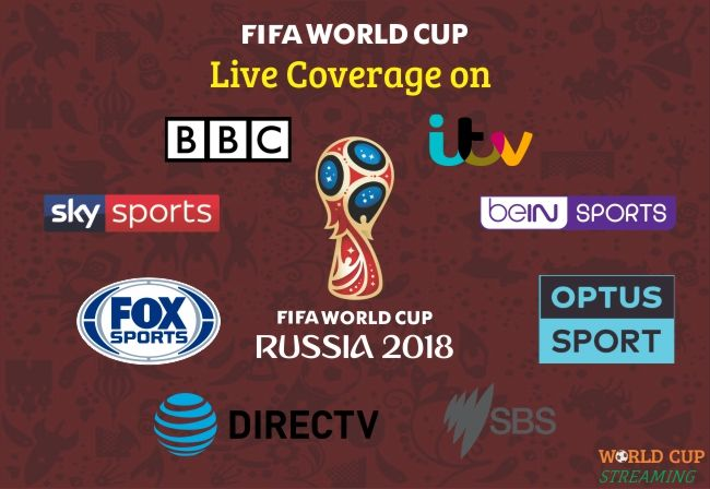 How to Watch FIFA World Cup 2018 online in North and South America