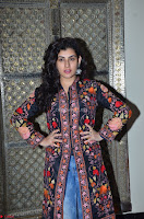 Archana (Veda) in Jeggings and Long Kurti Spicy Pics ~  Exclusive 068.JPG