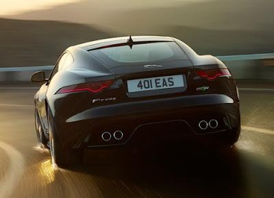 Jaguar Model Cars: F-Type R AWD