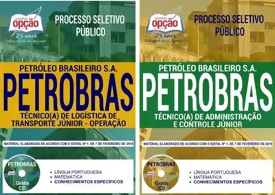 Apostila Petrobras 2018