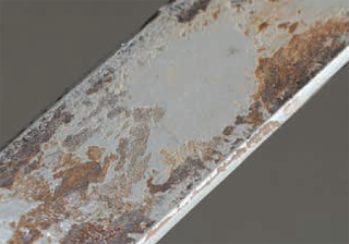 Forms of aircraft Corrosion