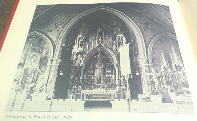 The Badger Catholic St Peter S Catholic Church Stevens