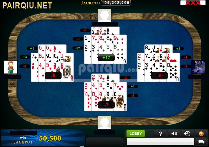 Panduan Cara Bermain Menghitung Point Dan Jackpot Dalam Permainan Capsa Susun Online Judi Bandar Poker Dan Qiu Qiu Online Pairqiu Com