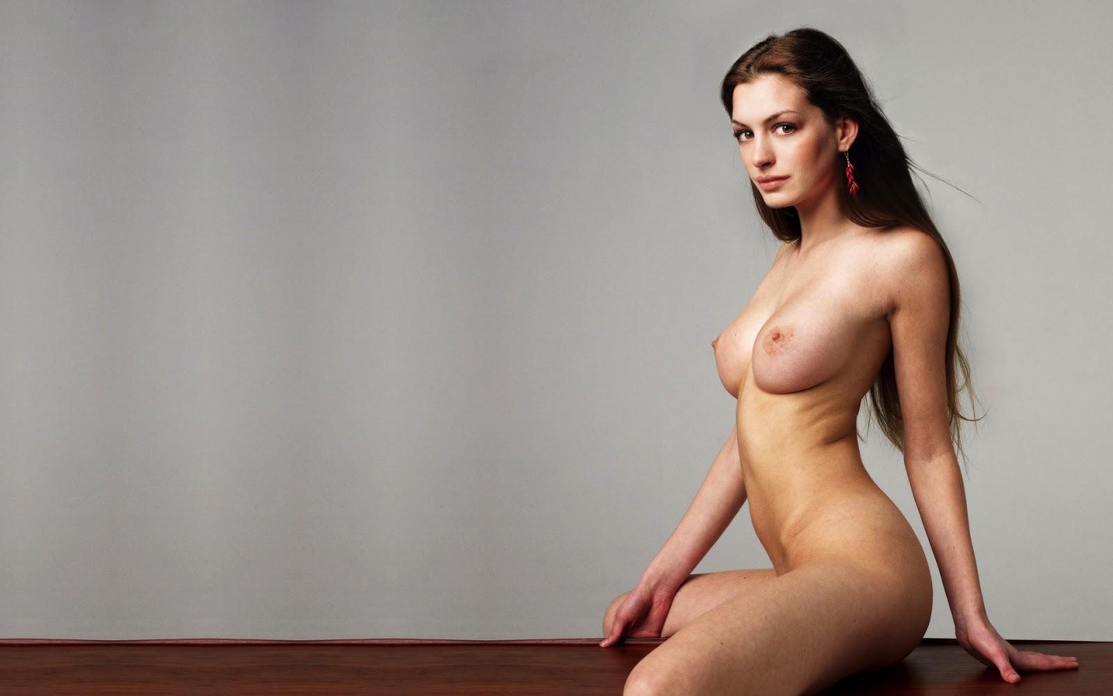 Anne Hathaway Big Tits 85