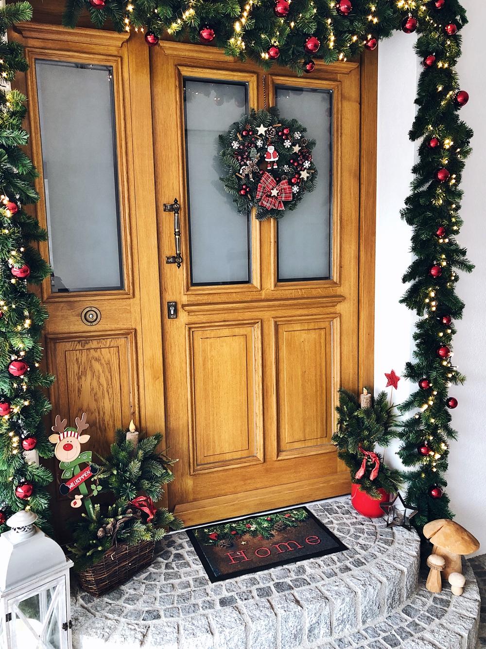 Tipps & Tricks für die Weihnachtsdekoration zu Hause | Fashion ...
