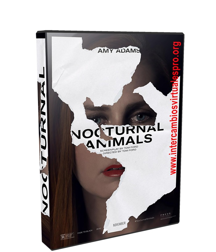 Animales Nocturnos poster box cover