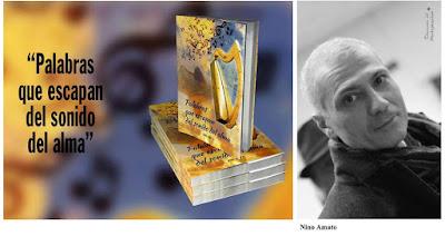 Gaetano Amato e il libro di poesie