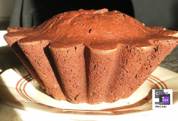 recette de gâteau au chocolat facile par Ama