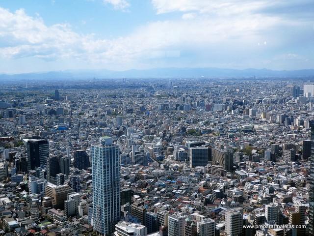 mirador de Tokio