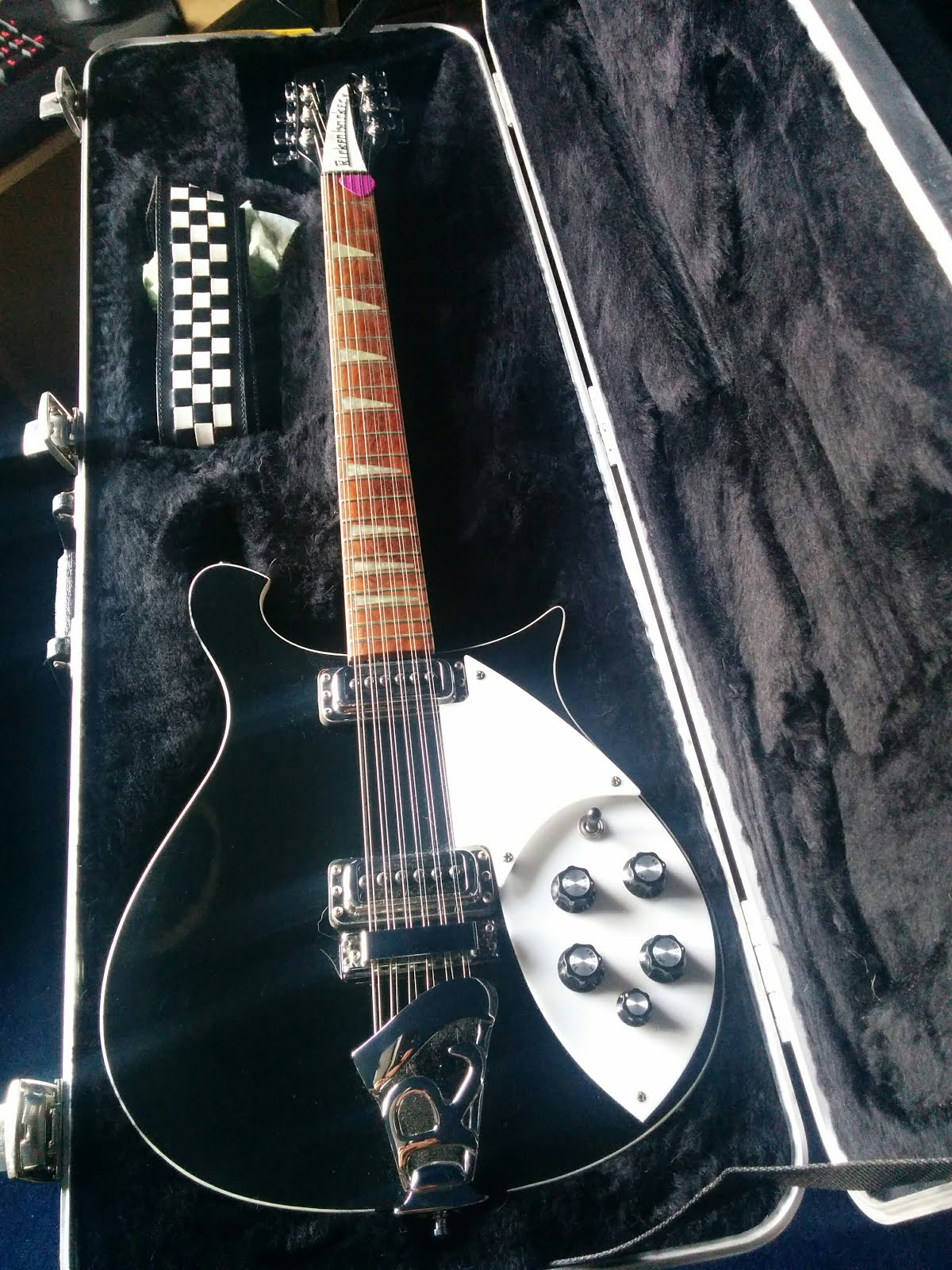 Rickenbacker 620/12 12 string guitar.