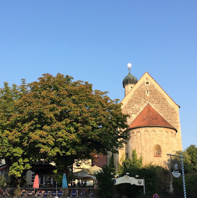 Kirche St. Jakob am Ammersee