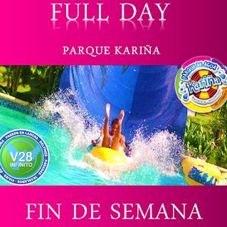 IMAGEN FULL DAY PARQUE KARIÑA 2017