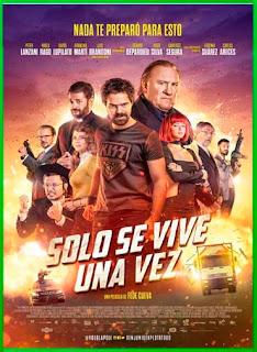 Sólo se vive una vez (2017) | DVDRip Latino HD GDrive 1 Link