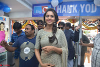 Rakul Preet Singh in a Designer saree at Launch of BIG C Show room at  Kurnool ~ Celebrities Galleries 018.jpg