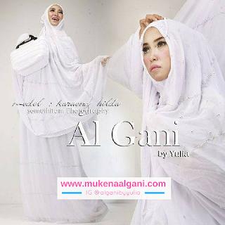 mukena%2Bmadina1 Koleksi Mukena Al Ghani Terbaru Original