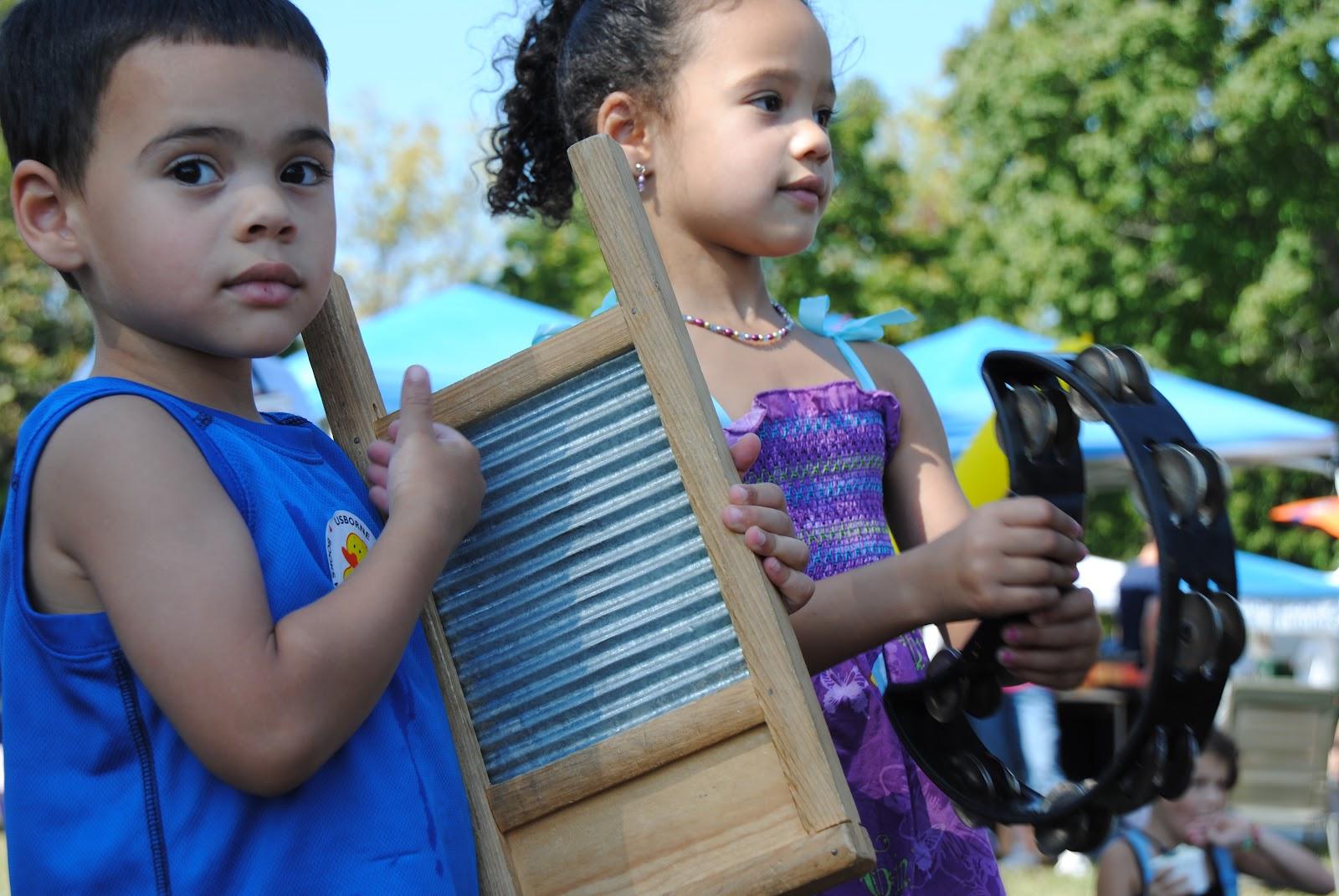 kindergarten & preschool for parents & teachers: music in