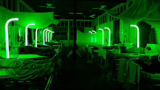 Cemetery of Splendour, film by Apichatpong Weerasethakul