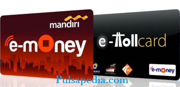 Cara Update Saldo E-Money Mandiri