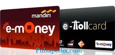 Cara Update Saldo E-Money Mandiri