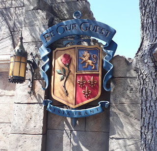 Magic Kingdom Beauty and the Beast Be Out Guest restaurant