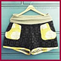Shorts con bolsillos