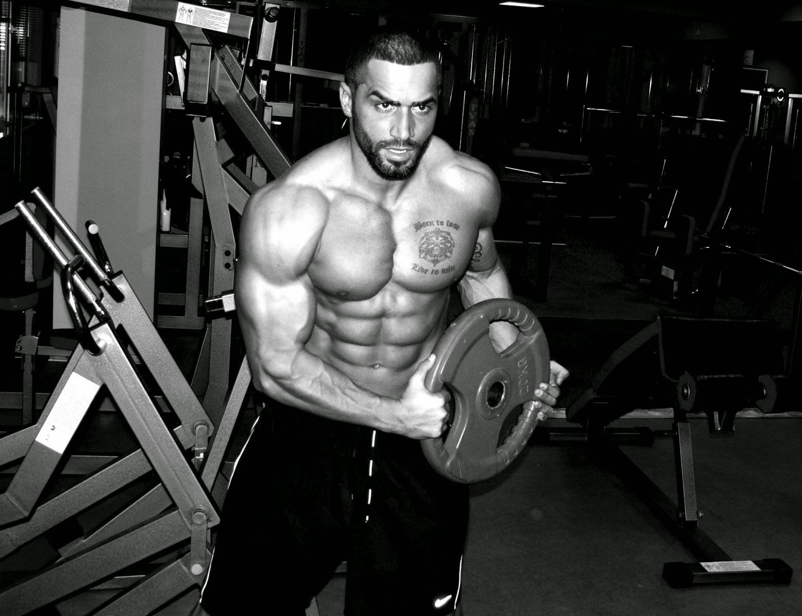 Workout.rs: Lazar Angelov-Natural Bodybuilding